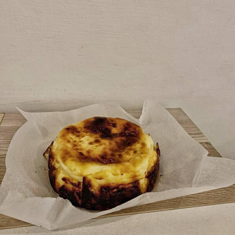 原味巴斯克乳酪蛋糕(5吋)