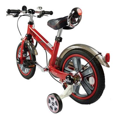 【悅兒園婦幼生活館】MINI COOPER 兒童14吋腳踏車(紅色) - RSZ1401