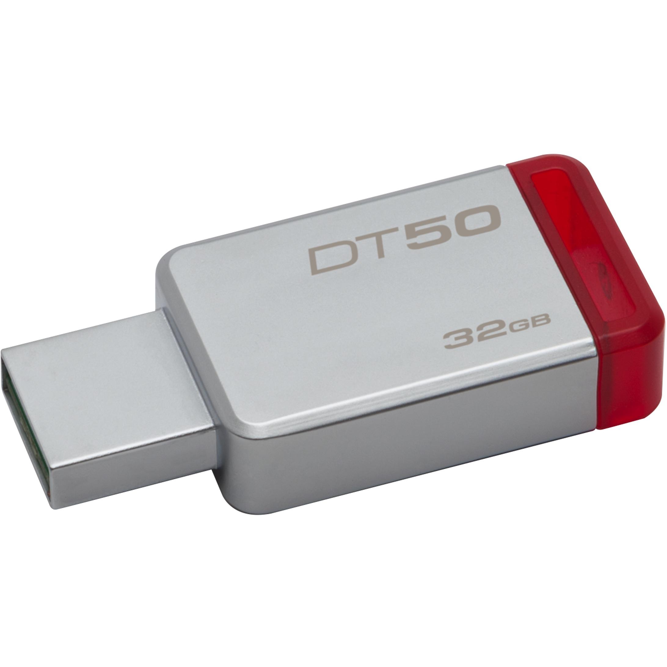 Kingston 32GB DataTraveler 50 32G DT50 USB 3.1 Gen 1 USB 3.0 110MB/s Flash Pen Thumb Drive DT50/32GB 0