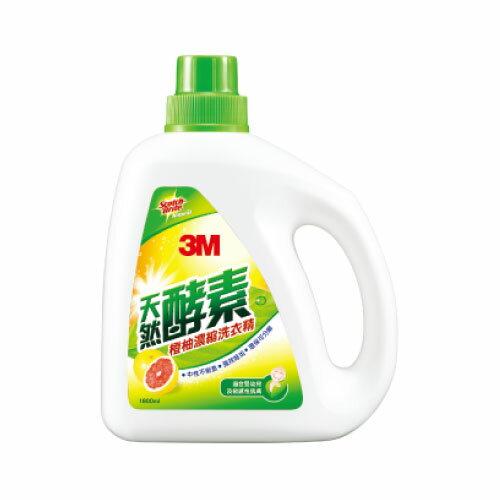 3M 天然橙柚洗衣精1800ML/L101