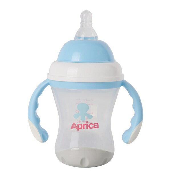 Aprica愛普力卡 - 奶嘴喝水練習杯 STEP 1 3