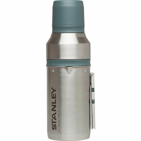 ├登山樂┤ 美國 Stanley 真空保溫咖啡瓶組 1L - 不鏽鋼原色 #10-01699-SB