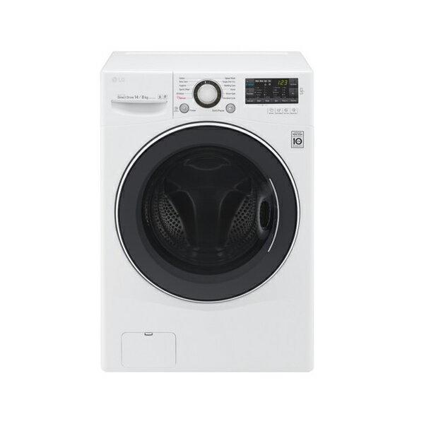 LG 14公斤滾筒式洗脫烘衣機 F2514DTGW