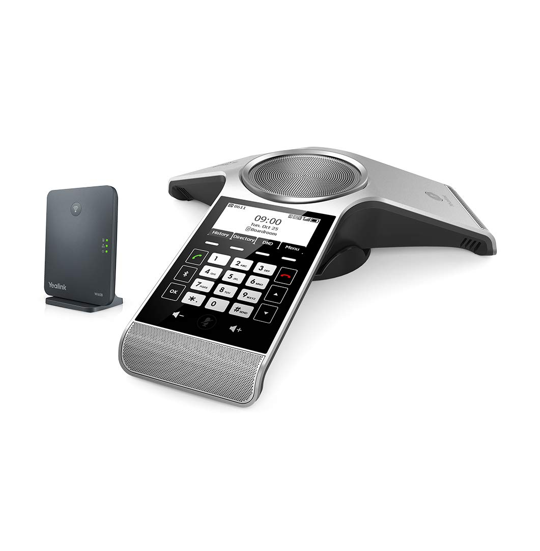 Yealink CP930W IP- Expandable VoIP conferencing System - Space Silver