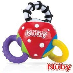 Nuby 固齒玩具 轉轉球『121婦嬰用品館』