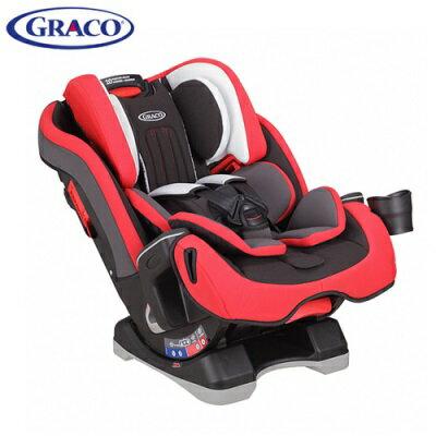 Graco 0-12歲汽車安全座椅 MILESTONE 紅熊