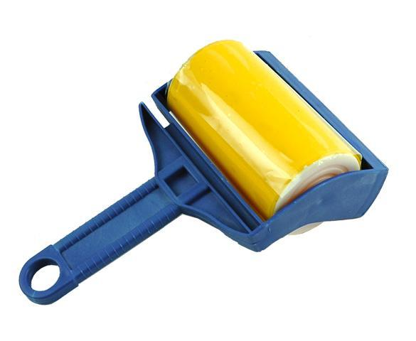 Reusable Sticky Roller Remover Brush Picker Clothes Fluff Cleaner Lint 2