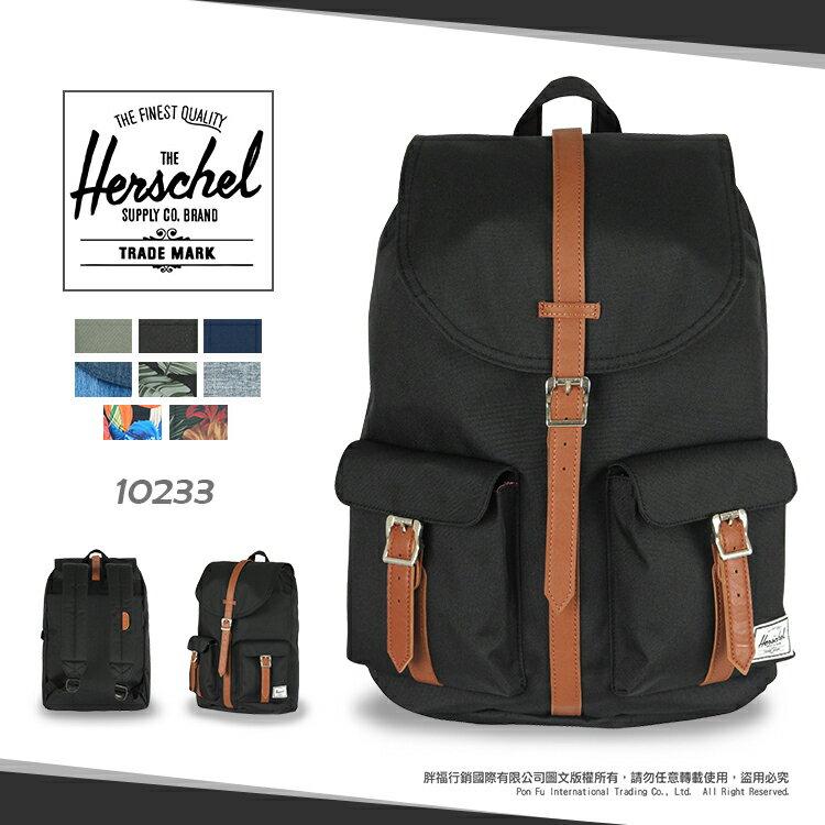 《熊熊先生》Herschel 後背包 7折 DAWSON 旅行包 雙肩背包 13吋筆電/平板包 造型女包 10233 電腦包 外出包 帆布包 潮流簡約休閒包