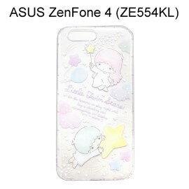 雙子星空壓氣墊軟殼[流星]ASUSZenFone4(ZE554KL)5.5吋【三麗鷗正版授權】