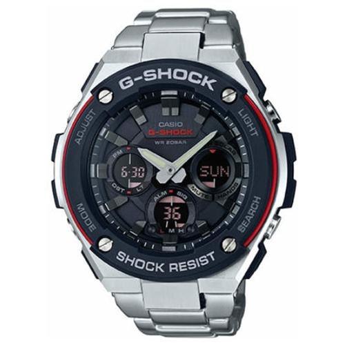 Casio G-Shock G-Steel Solar Power Ana-Digi Watch GSTS100D-1A4