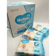 好奇 純水加厚型濕紙巾80抽 10包/箱