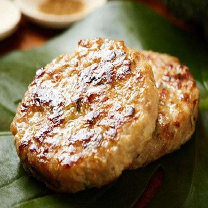 【夯家無添加驚豔】豬肉漢堡排 漢堡排界的LV 整塊腿肉切製 100%零添加|無化學調味 美味與健康並重|零負擔