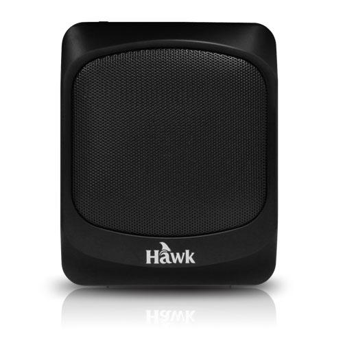 ~迪特軍3C~Hawk F128 超廣域隨身擴音器~黑