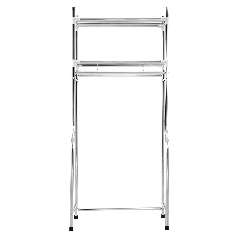 Washing Machine/Laundry/Toilet/Bathroom Storage Rack Shelf Organizer 2
