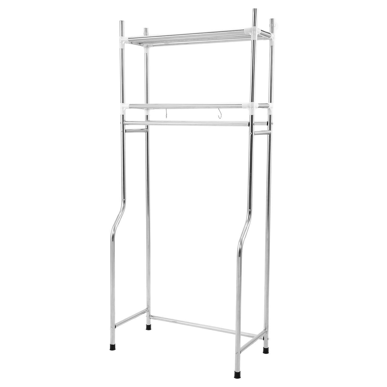 Washing Machine/Laundry/Toilet/Bathroom Storage Rack Shelf Organizer 1