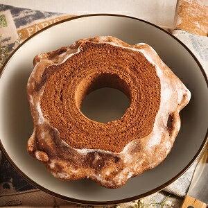 【MORI。守】朝日糖霜年輪蛋糕(巧克力) 1