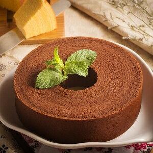 【MORI。守】經典花月年輪蛋糕(巧克力) 1