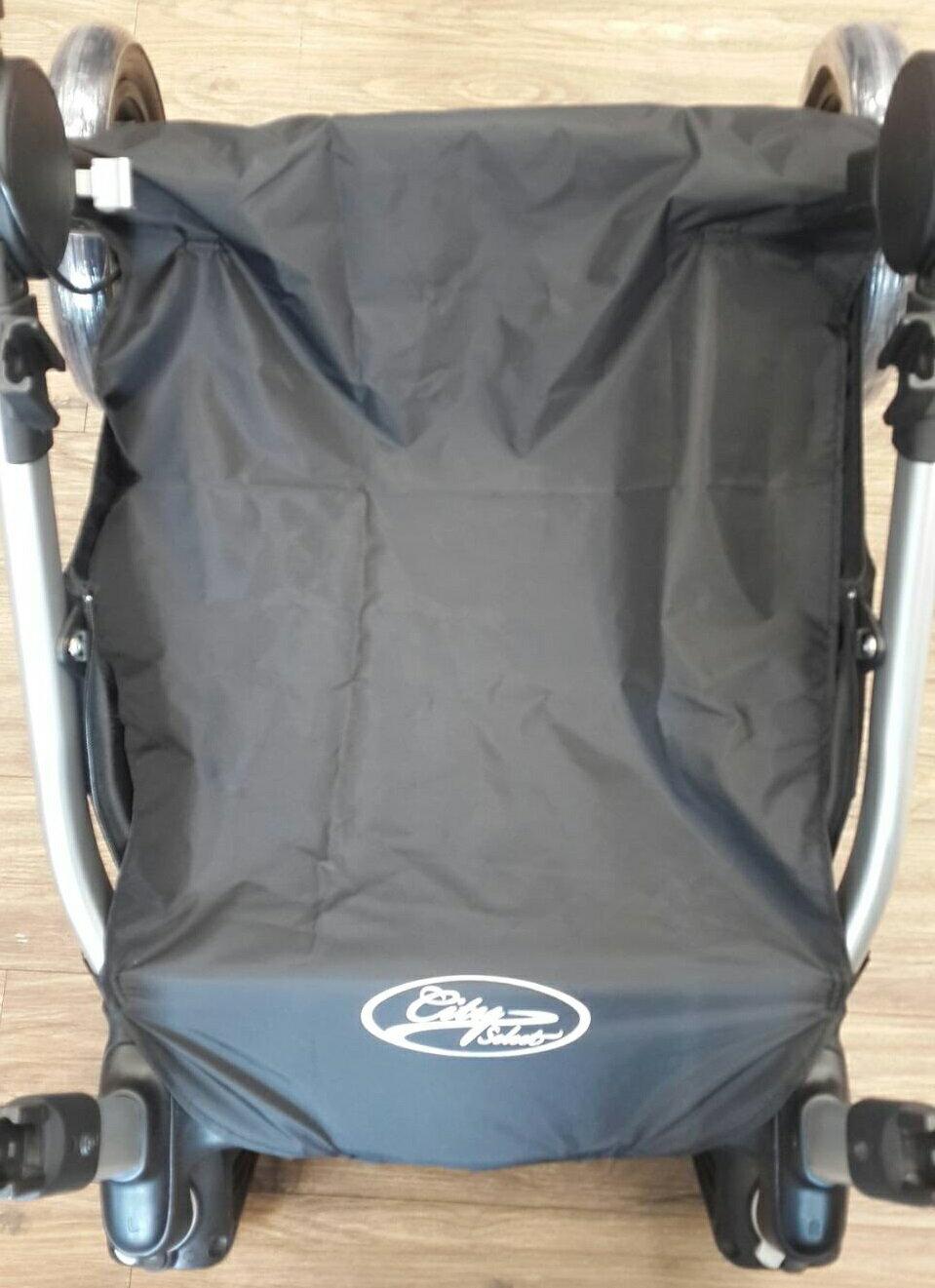 美國 Baby Jogger Select / LUX 推車底部置物防塵蓋配件【紫貝殼】
