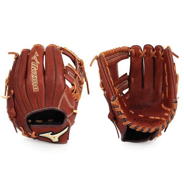 MIZUNO棒壘球手套(右投)(免運內野手用競賽棒球美津濃【99500261】≡排汗專家≡