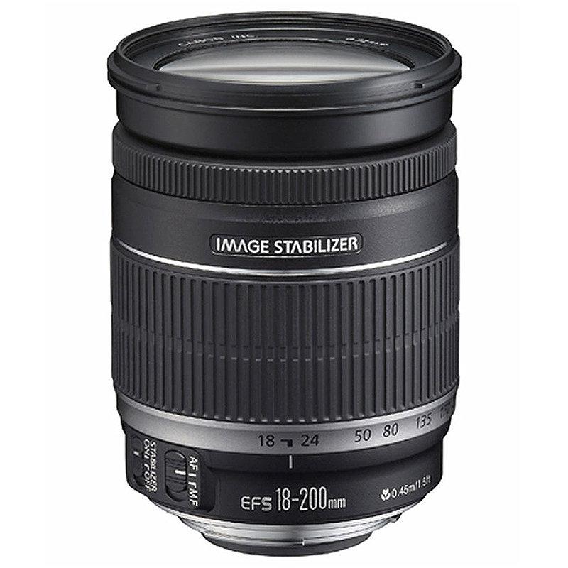 ◎相機專家◎ Canon EF-S 18-200mm F3.5-5.6 IS 彩虹公司貨 全新彩盒裝