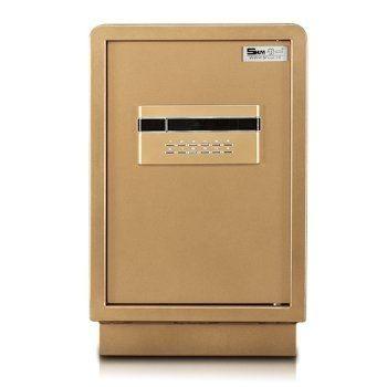弘瀚科技@聚富商務型保險箱(60BQ)金庫防盜電子式密碼鎖保險櫃