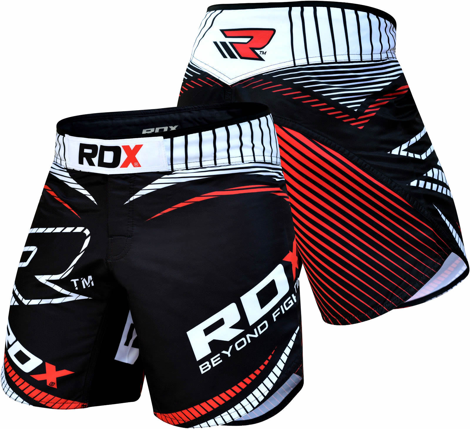Shorts Rdx Mma Fight Shorts Mens Gym Wearkick Boxing Training Muay Thai Fighting Ca Selected Material Men's Clothing