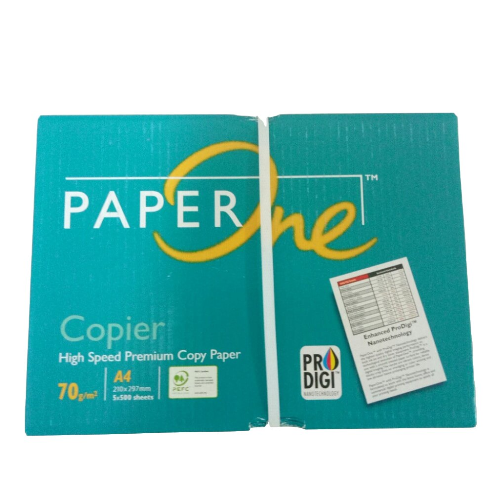 PAPER ONE 70磅 80磅影印紙 A4 A3 B4 B5 A5一包500張 影印 / 噴墨印表機 / 辦公用品 限用賣家宅配寄送 2