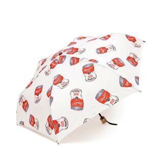 ►法西歐 桃園◄ Filter017 Umbrella 湯罐Pattern折疊晴雨傘 滿版 圖騰 美式 翻玩 折傘 短傘