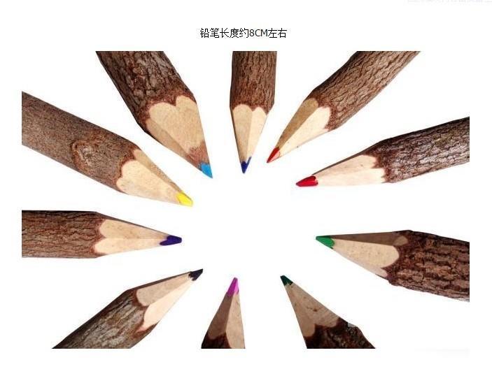 原木彩鉛鉛筆10支價格