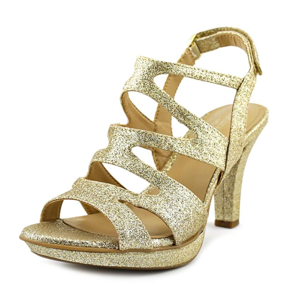 2fd3cba872eb PairMySole  Naturalizer Dianna E5554s7904 Gold Glitter
