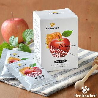 蜜蜂工坊-蜂蜜蘋果醋隨身包(10入)