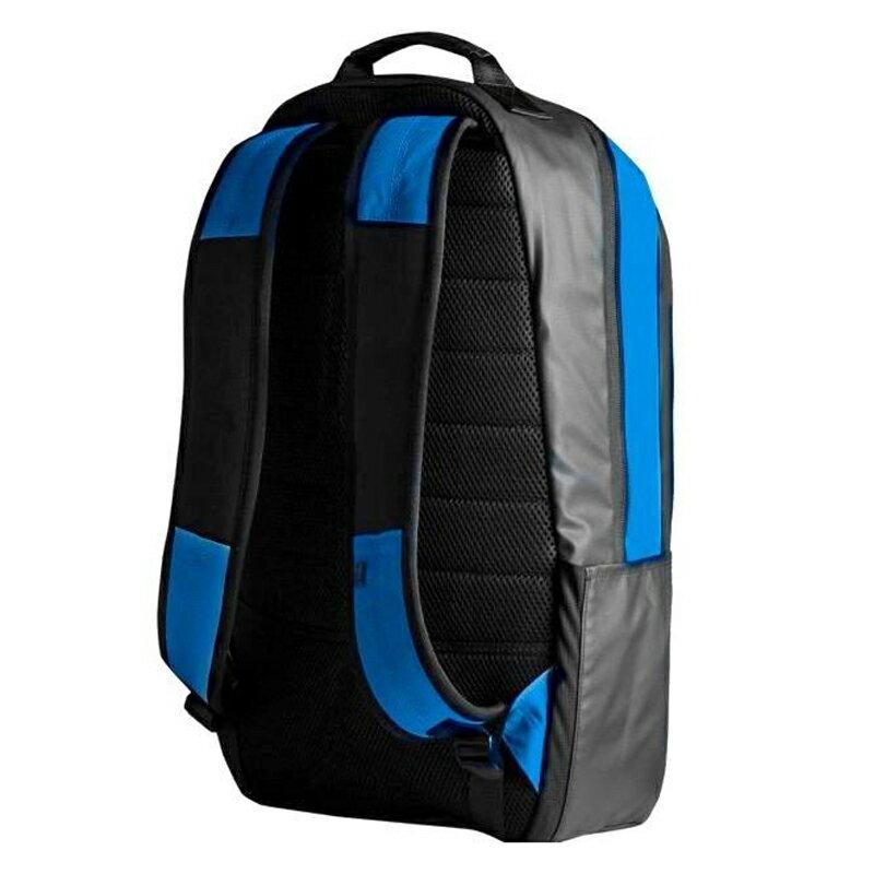 【滿額最高折318】NIKE AIRBORNE PACK JORDAN 背包 後背包 筆電 藍 黑 【運動世界】 9A1944-U1X