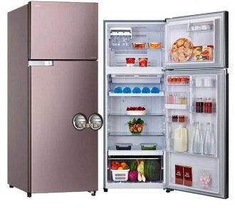 TOSHIBA 東芝409L變頻二門電冰箱 GR-T46TBZ(DS)~含配送+基本安裝