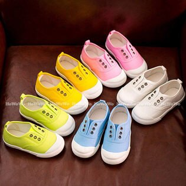 寶寶鞋休閒學步鞋中童鞋板鞋(14-18.5公分)KL86