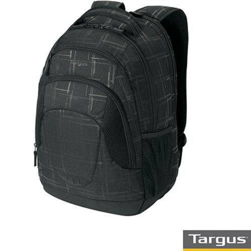 【Targus】16吋 Matrix 運動後背包 (格紋黑)