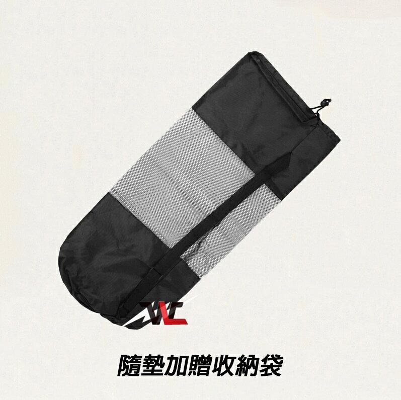 【無賴小舖】瑜珈墊 送收納袋 NBR材質 環保瑜珈墊 無毒 軟墊 運動墊 防滑墊 遊戲墊 地墊 床墊