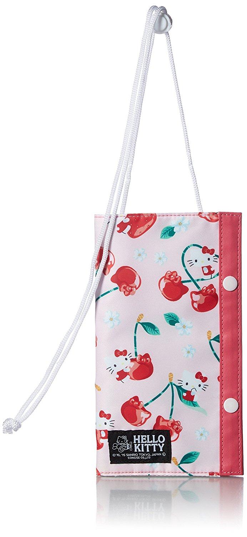 X射線【C529330】Hello Kitty 旅用多功能夾(粉),旅行箱/行李箱/拉桿箱/購物箱/綁帶