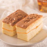 小明星大跟班激推!明星試吃會32強!小甜甜最愛的古早味!香濃起士蛋糕(600g/盒)-笛爾手作現烤蛋糕