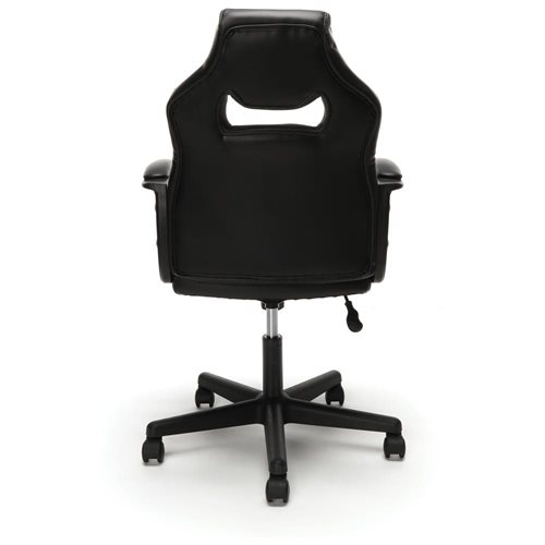 Essentials by OFM Racing Style Gaming Chair, Grey 1