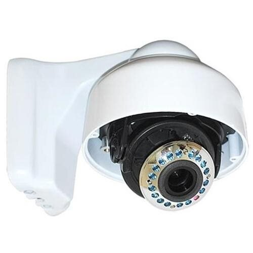 VideoSecu CCTV Vari-focal Color CCD Infrared Night Vision Outdoor Surveillance Camera with Power 1M6 1