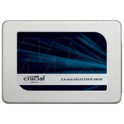 "Crucial MX300 525 GB 2.5"" Internal Solid State Drive - SATA - 530 MB/s Maximum Read Transfer Rate - 510 MB/s Maximum Write Transfer Rate 0"