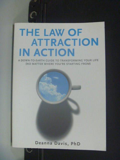 【書寶二手書T3/心理_KIX】The Law of Attraction in Action_Ph.D