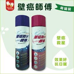 【雙手萬能】壁癌防水師傅(2罐裝)