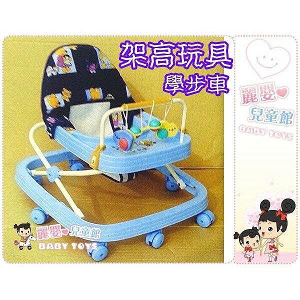 麗嬰兒童玩具館~台製超值選~傳統復古架高遊戲玩具架八輪學步車.螃蟹車 - 限時優惠好康折扣