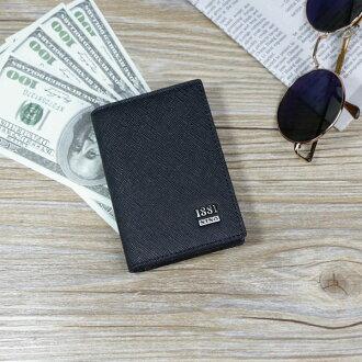 【加賀皮件】NINO1881 多色 紳士簡約名片證件信用卡夾 NI360-4020