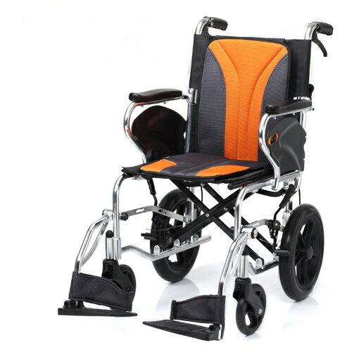 加碼送餐桌板+木單拐 均佳 機械式輪椅 (未滅菌) 鋁合金製 JW-350