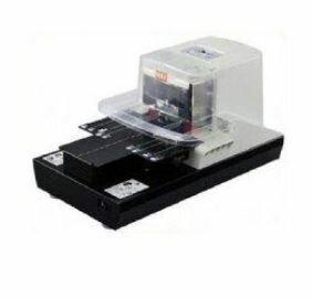 【歐菲斯辦公設備】 MAX 美克司 電動釘書機 日本原裝進口 裝訂速度:2支/秒 EH-110F