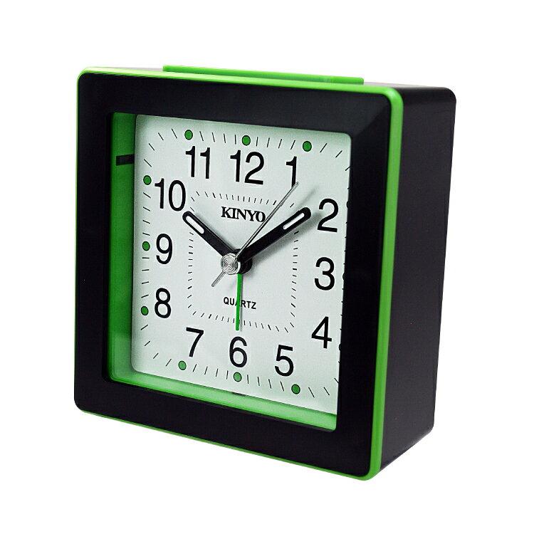 TB-715 時尚方形鬧鐘 時鐘 鬧鐘 掛鐘 壁鐘 LCD電子鐘【迪特軍】