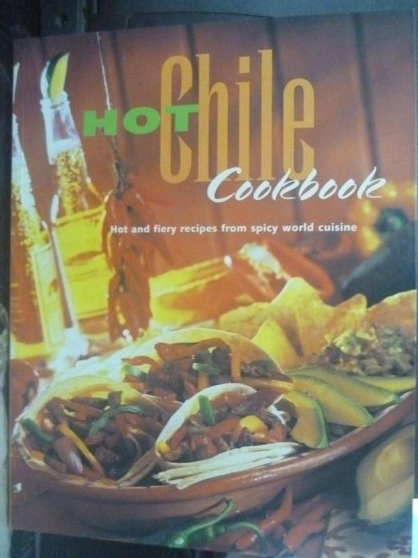 【書寶二手書T7/餐飲_QJL】Hot chile cookbook_Jenni Fleetwood