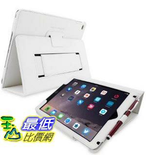 [美國直購] Snugg iPad Pro Case (9.7吋) 五色 Leather Cover with Kick Stand 立架 皮套式 保護套 平板套 - 限時優惠好康折扣
